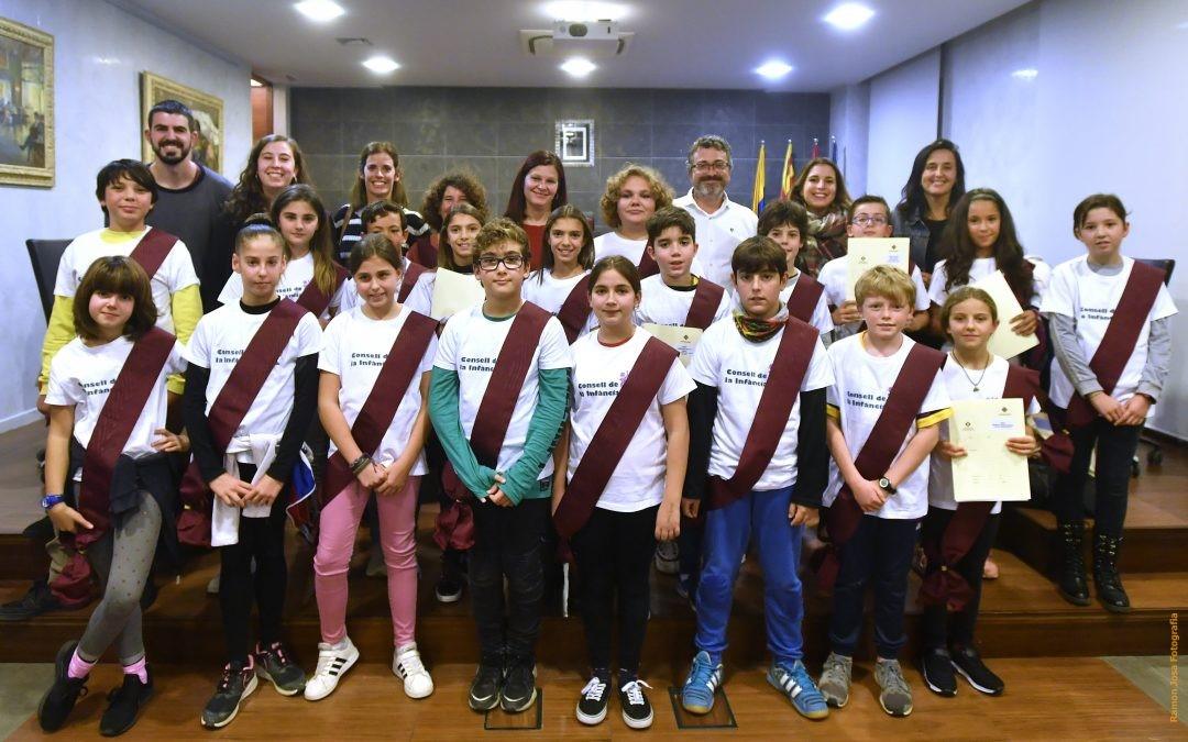 Constituït el Consell de la Infància de Castelldefels