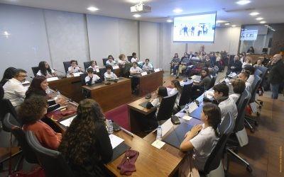 2ª Sessió: Constitució Consell de la Infància 22 Novembre 2019