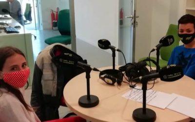 El Consell de la Infància a la Ràdio de Castelldefels